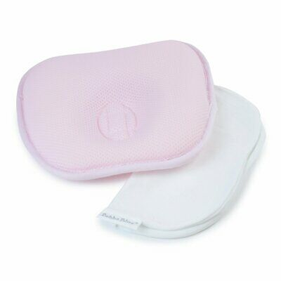 Bubba Blue Breath Easy Infant Baby Head Rest Support Pink