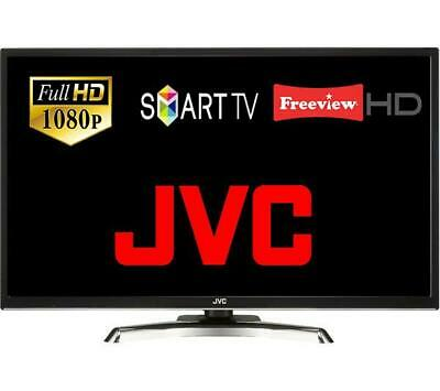 """JVC LT-32C790 32"""" Smart LED TV Full HD 1080p Freeview HD with Freeview Play"""