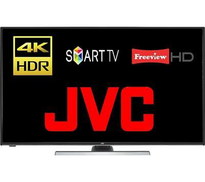 """JVC LT-49CF890 Fire TV Edition 49"""" Smart LED TV 4K Ultra HD HDR With Freeview HD"""