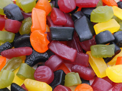 Maynards Bassetts Wine Gums 1kg - Bulk Buy