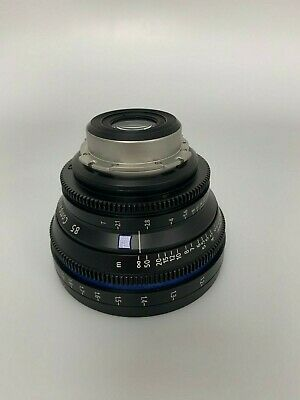 Zeiss Compact Prime CP.2 85mm - PL-Mount / Metric- Demo