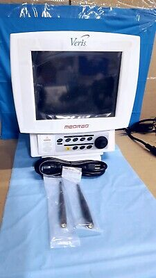Medrad Veris MR 8600 Vital Signs Monitor, Medical, Patient Monitor