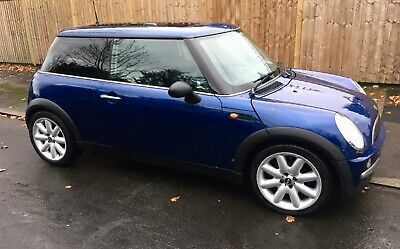 2002 Automatic Mini One Amazing Low Mileage Air Conditioning Auto Mini One