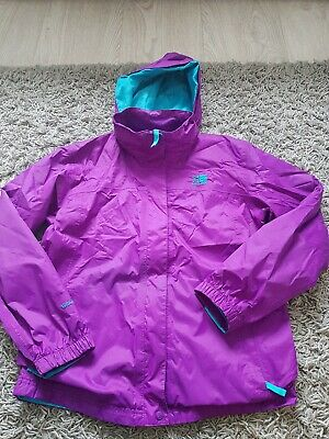 Karrimore Wsterproof Mac Weathertite Age 13 Purple