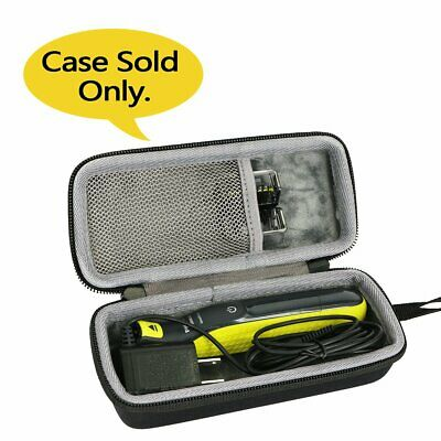 Case MicroTouch Micro Touch SOLO Rechargeable Trims Edges SMART Razor Shaver