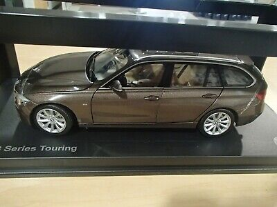 BMW F31 Touring 1:18 scale Model Miniature Car Collectible Bronze 80432244243