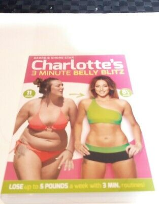 Charlotte Crosby's 3 Minute Belly Blitz [DVD] [2014] - DVD