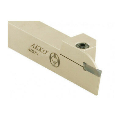 Akko Sharp Holder Parting ADKT-I-L 25x25 T22 for Indexable Inserts DGN-3 - New