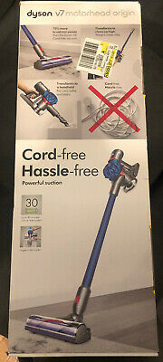 NEW - DYSON SV11 V7 Motorhead Cord-Free Motorhead Origin Vacuum Cleaner - SEALED