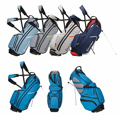 Taylormade Flextech Crossover Stand Golf Bag Mens - New 2020 - Pick Color