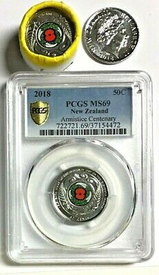 "👀 2015 Red ANZAC Centenary of WW1 $2 Coin (Lest We Forget) ""very collectable"""