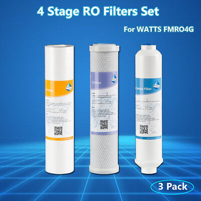 WATTS FMRO5G 5-STAGE SEMI ANNUAL REPLACEMENT PACK