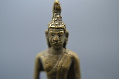 Post Medieval Thai Buddha votive figurine