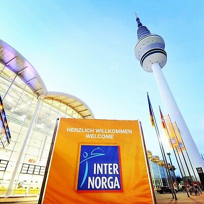 ✅ 1x Internorga 2020 - Tageskarte - Messe Hamburg - Eintrittskarte - Ticket