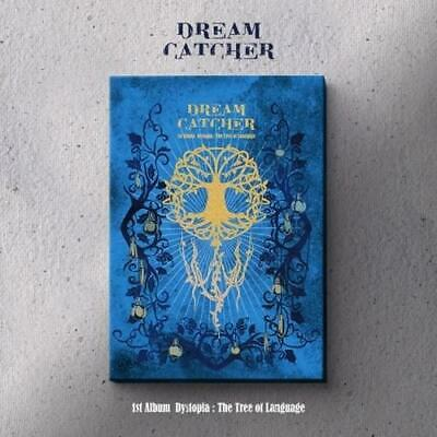 DREAMCATCHER - Vol.1 [Dystopia : The Tree of Language] (V Ver.) + Poster