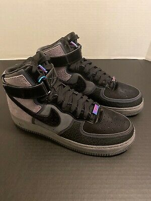 Nike Air Force 1 High Black Grey CT6665 001