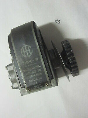 IHC International Harvester Type R Magneto Antique Hit And Miss Gas Engine