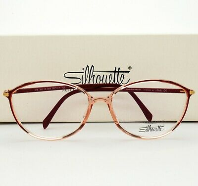 Eyeglasses Silhouette Legends by Silhouette Full Rim 3502 6071 55//15//130 3 piece frame chassis