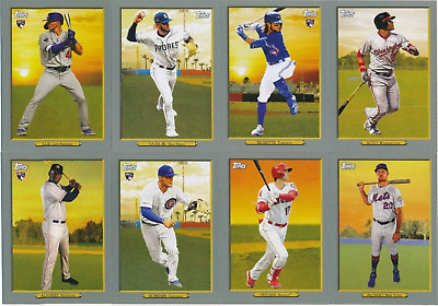 2020 Topps Series 1 Turkey Red Inserts RC U Pick Retail Only Rookie Card SP RARE