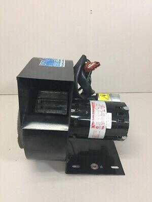 McLean Engineering PR368C-60 Blower With U62B1 Motor 1/6HP 230Volt