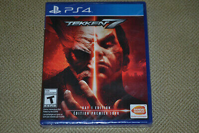 Tekken 7 (Sony PlayStation 4, 2017) Brand New Fast Shipping PS4