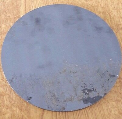 6mm  Mild Steel Circle Ring 160x6mm Thick ****Special Offer £3.99****