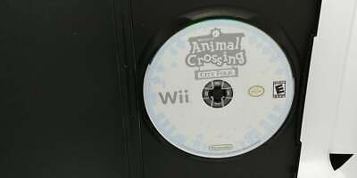 Animal Crossing City Folk, Wii, Disc Only