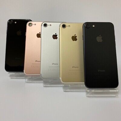 APPLE iPHONE 7 32GB / 128GB / 256GB - Unlocked - Smartphone Mobile Phone