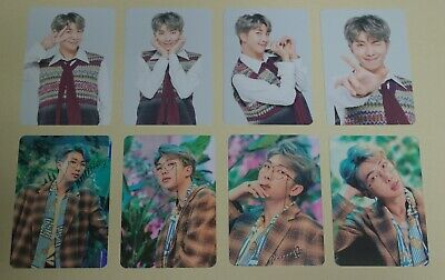 BTS Fan Meeting 5th Muster Magic Shop Official PhotoCard Rap Monster  [Pick 1]
