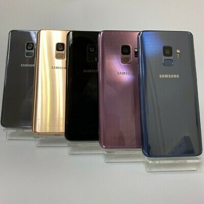 SAMSUNG GALAXY S9 G960 G960F 64GB - All Colours - Smartphone Mobile Phone