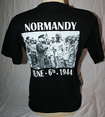 Tee-shirt Normandie parachutiste 6th juin