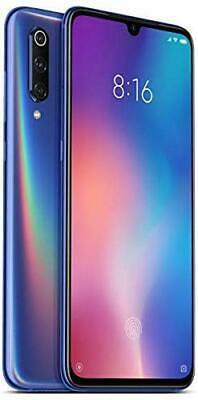 Xiaomi MI 9 Ocean Blue 128GB Global Version (Unlocked) Smartphone
