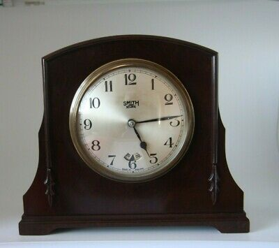 Vintage Smith Sectric Bakalite Electric Clock