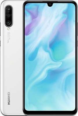 """Huawei P30 lite DualSim weiß 128GB LTE Android Smartphone 6,15"""" Display 48 MPX"""