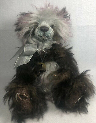 """Isabelle Lee Collection Ltd Ed """"Vincent"""" 10th Anniversary Charlie Bears Mohair15"""