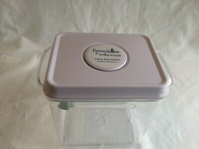FormulaBox by bottles& burps, Airtight Formula Container