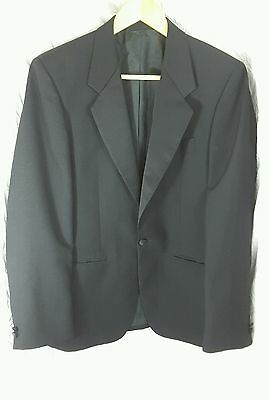 "Black Tuxedo Dinner Evening Jacket Chest 36"" by Mr Harry"