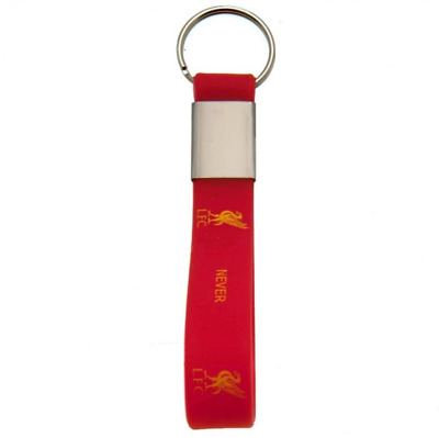Liverpool FC Silicone Keyring | OFFICIAL