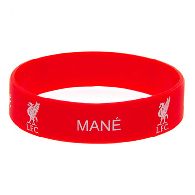 Liverpool FC Silicone Wristband Mane | OFFICIAL