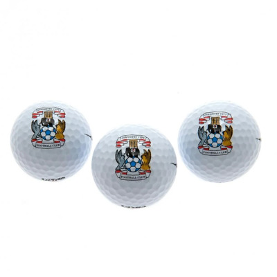 Coventry City FC Golf Balls | OFFICIAL