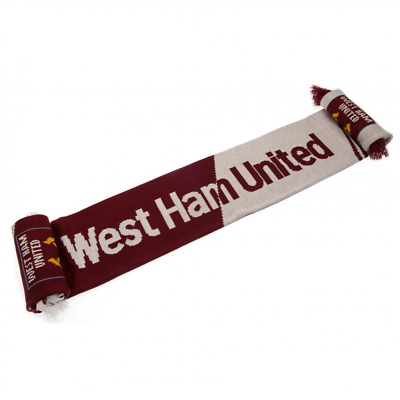 West Ham United FC Scarf VT | OFFICIAL