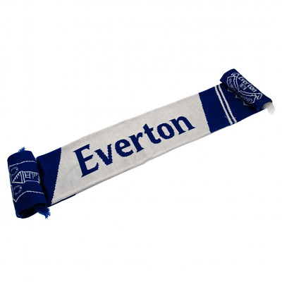 Everton FC Scarf VT   OFFICIAL