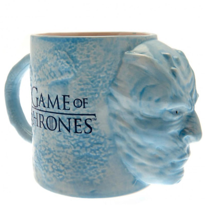 Game Of Thrones 3D Mug   OFFICIAL
