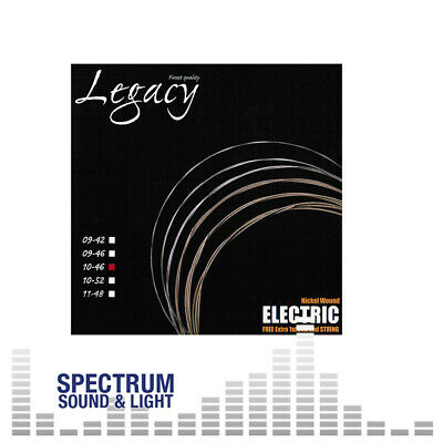 Legacy Pro-Tone Nickel Wound (10-46 ) - Electric Guitar Strings [C189] Pro-Tone