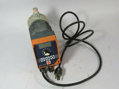 ProMinent G/4B0215PP1060D2000 Metering Pump 115V 60Hz 16W 1.5A 1.5 Bar  USED