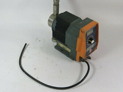 ProMinent G/5B1602SS2000D21000 Metering Pump 115V 60Hz 47W 4.1A  USED