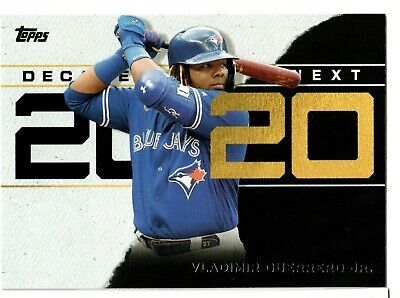 2020 Topps Decades Next Insert Topps Series 1 You Pick
