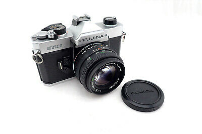 Fujifilm Fujica STX-1 with Fujinon 1.6/50mm Please Lesen-Please Read ""