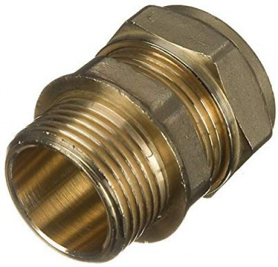 """42mm x 1 1/2"""" Parallel Male Adapter"""
