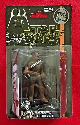 Star Wars Force Awakens Bootleg Action Figure Toy Chewbacca Sealed RARE